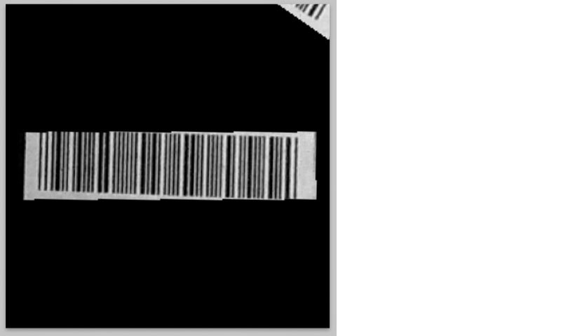 Detecting Barcodes: CPU phase