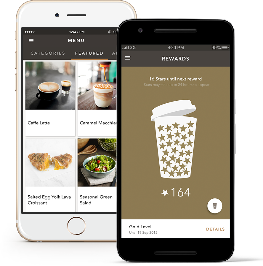 Branded Apps: Starbucks