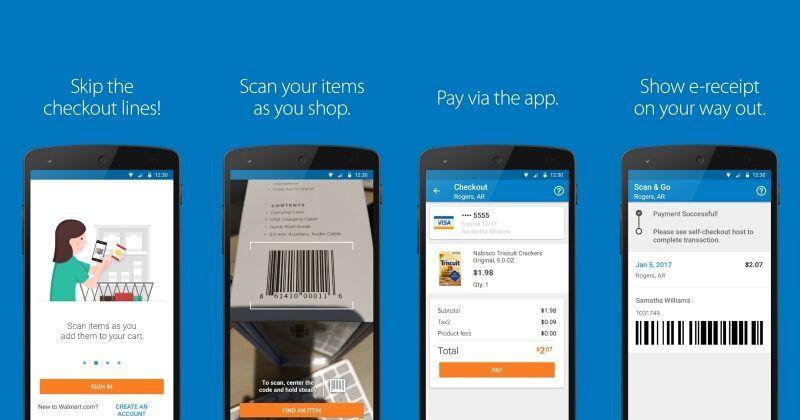 Branded Apps: Walmart