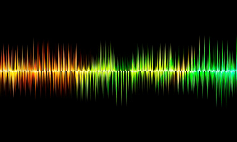 Audio recognition in ML
