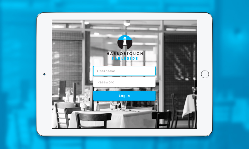 Making orders in restaurant app