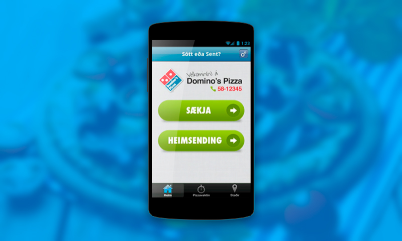 Restaurant Apps: Search