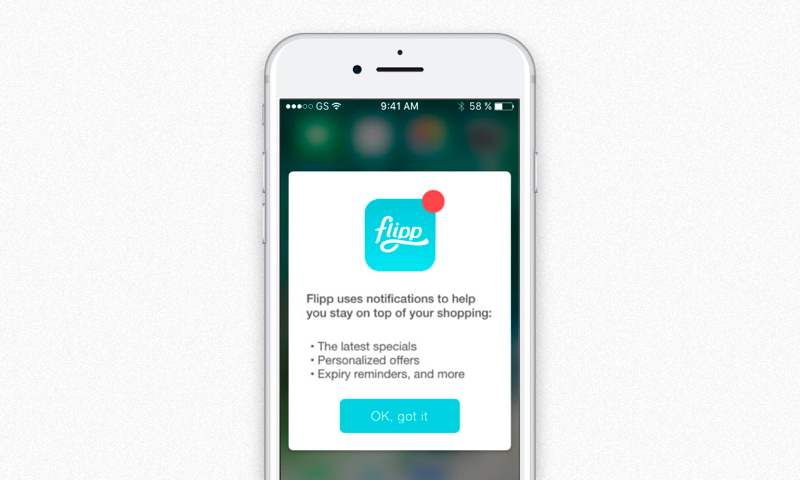 Mobile App Marketing: Flipp