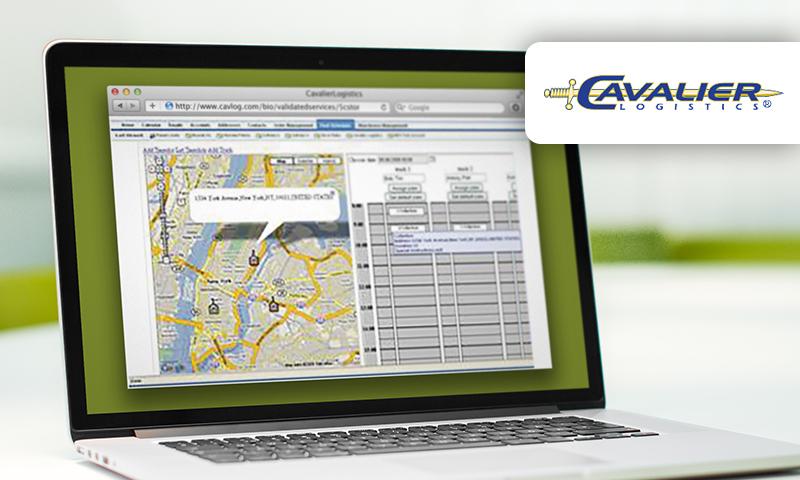 CRM Systems: Cavalier Logistics