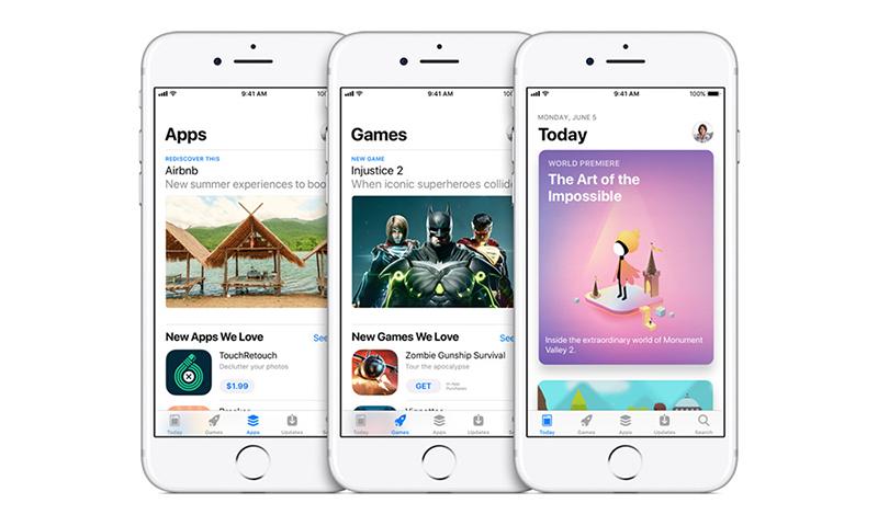 WWDC 2017: App Store