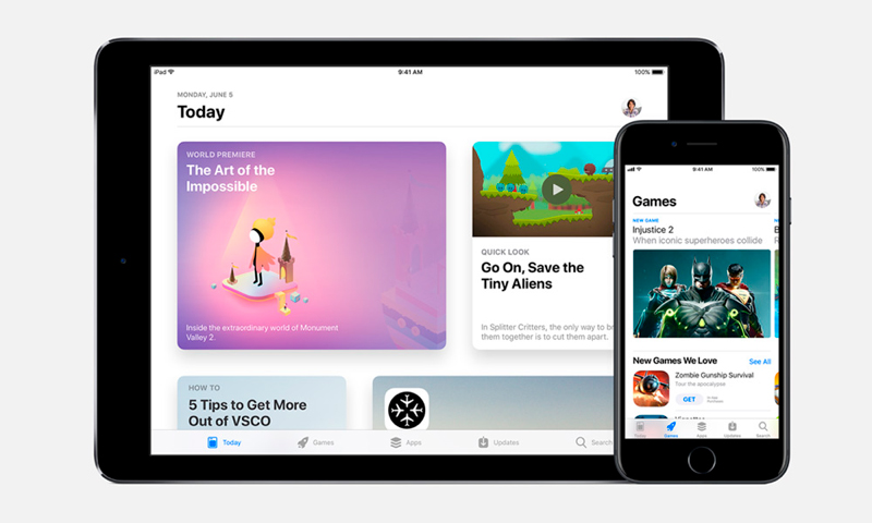 iOS 11: How new App Store looks on iPhone and iPad
