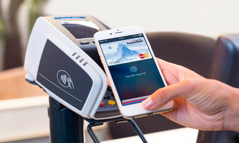 iOS 11: NFC Chip used for contactless payment