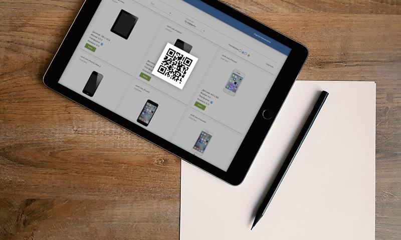 Enterprise Apps: Tablet aaplication UX design