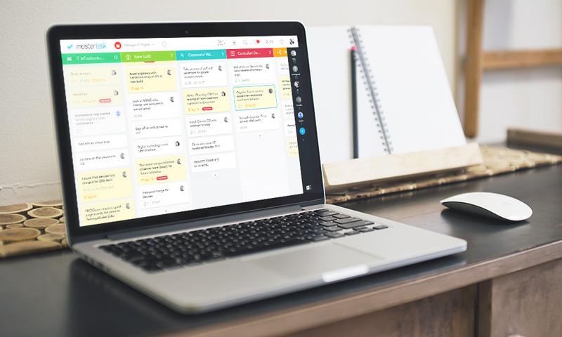 Enterprise Apps: Task manager desktop application