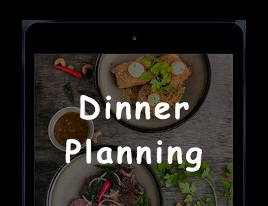 Dinner Planning App