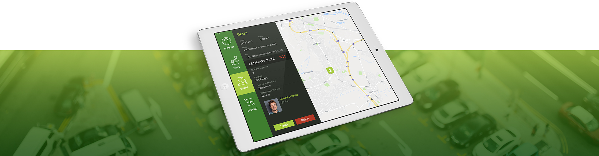 Car Booking App Development: Mobile and Web Application