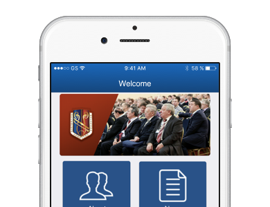 Urology mobile app preview